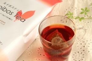 乳腺炎対策に効果あり!「奇跡のお茶」ルイボスティーの効果が凄い!